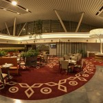 Above Ground Levell Lounge - Bangalore International Airport