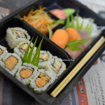 Keep Calm and Eat Sushi - Bento Box by Shiro