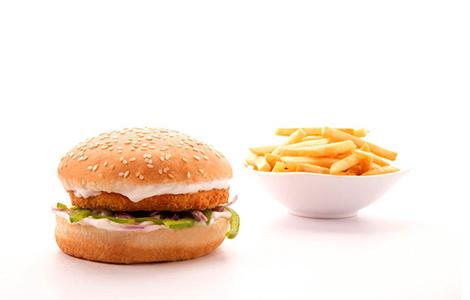 Five Star Chicken - Crispy Chicken Burger