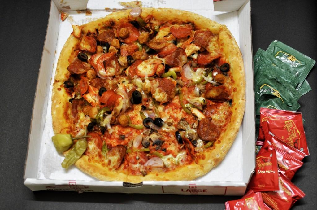 Papa John's Pizza - All The Meats