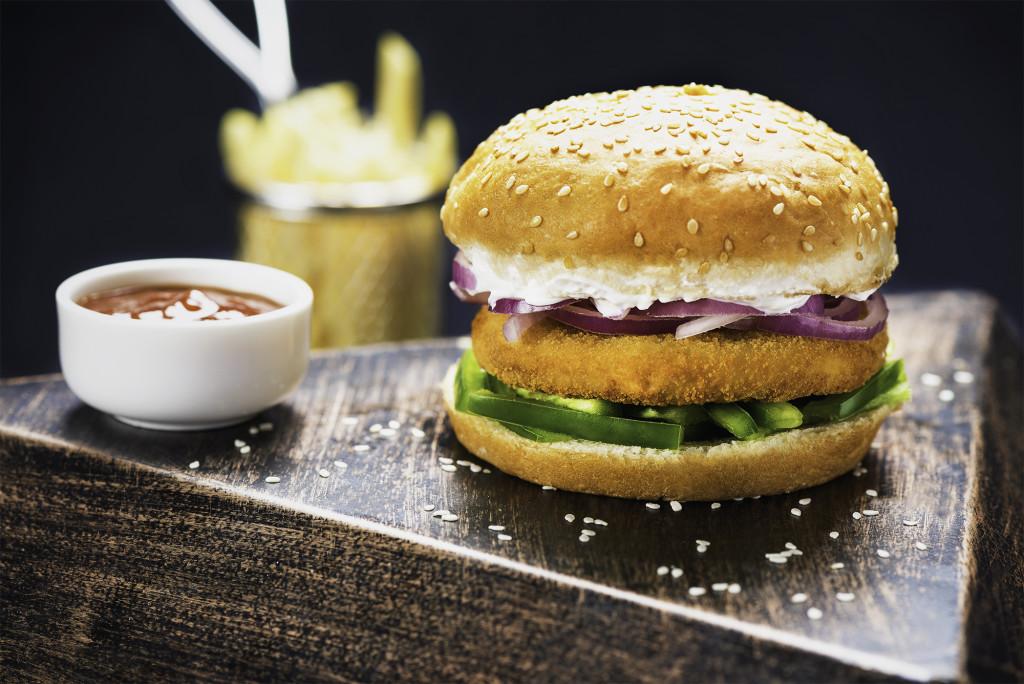 Five Star Chicken - Hungry Bird Burger