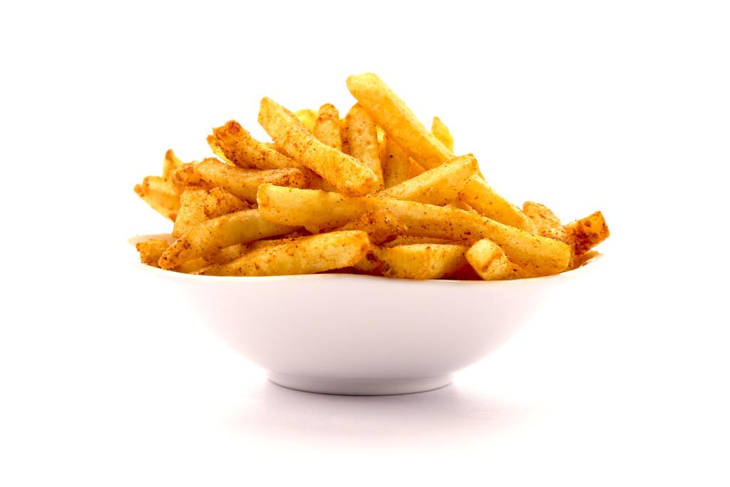 Five Star Chicken - Masala Fries