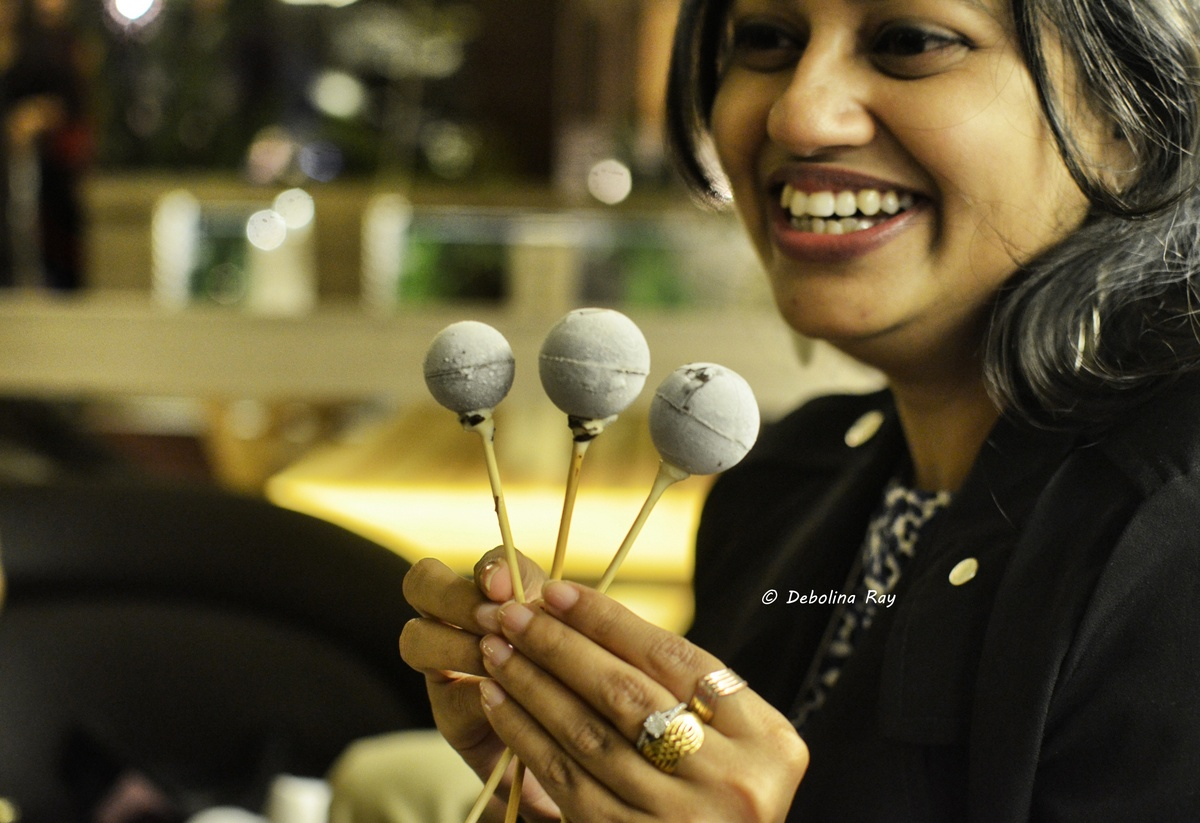 Bailey's Lollipops - Unmissable!