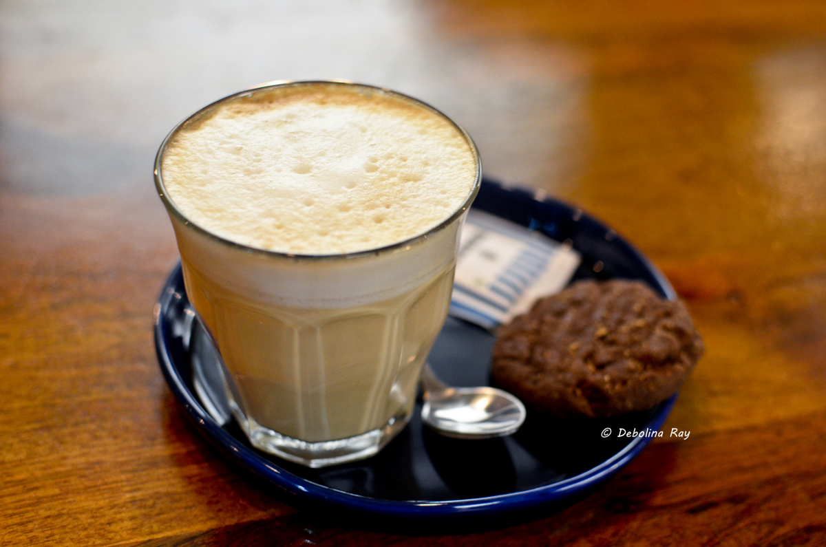 Cappuccino and Cookies!