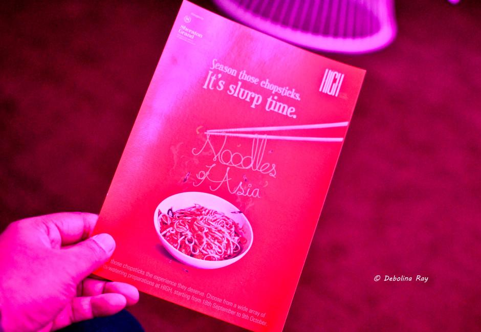 Noodles Festival - High