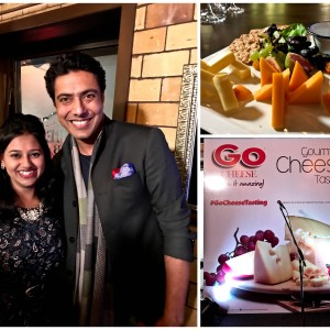 Go Cheese Tasting - Wine & Cheese with Ranveer Brar