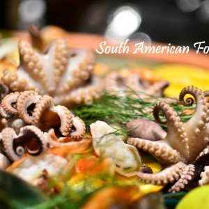 South American Food Festival - Aloft CBP