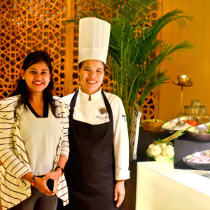 Thai Encore at The Market, Ritz Carlton