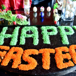 Easter Brunch - Latitude, Vivanta By Taj, Whitefield