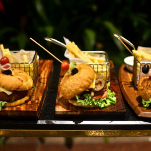 Gourmet Burger Fiesta at Taj West End