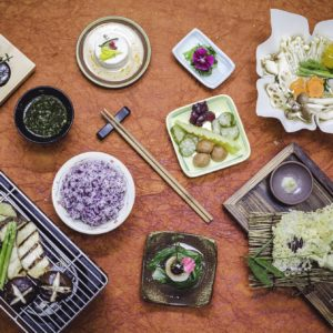 Shojin Ryori – The Temple Cuisine, Edo