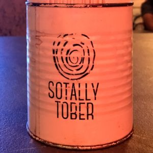 Sotally Tober - New Cocktail Menu