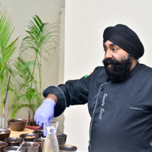 Punjabi Food Fest with Chef Sweety Singh at Le Jardin