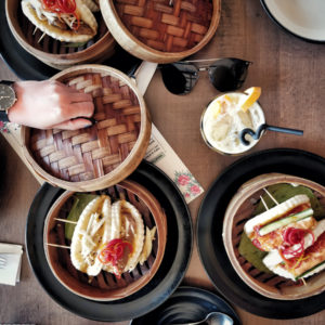 The Traveling Bao Festival – Shizusan Shophouse & Bar