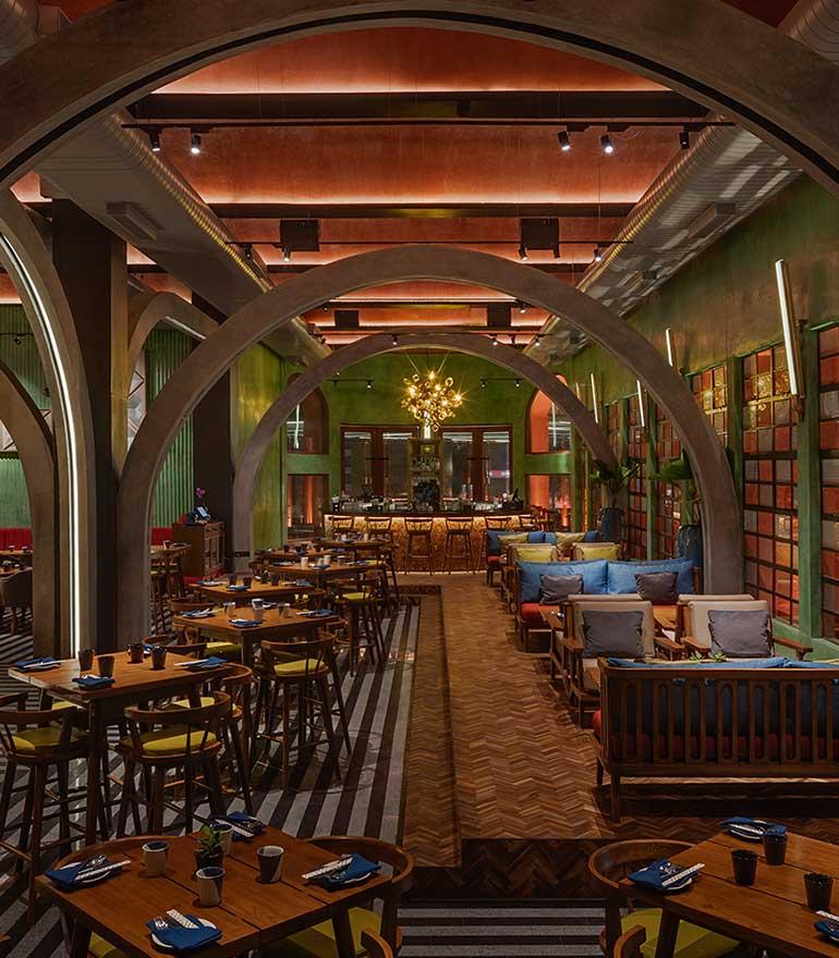 Q Bar And Kitchen: Food & Travel