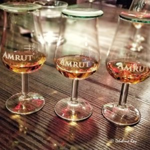 The Art of Pairing with Amrut