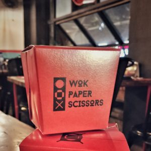 New Menu Launch - Wok Paper Scissors, Koramangala