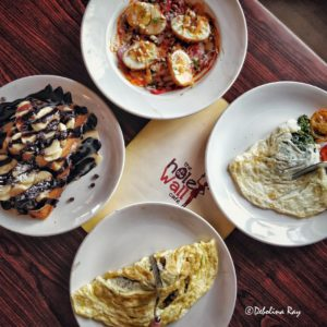 Breakfast Crawl with Ola Rentals
