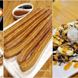 Gobble Up Churros, Indiranagar - A Review