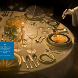 Reviving the Last Dinner on the RMS Titanic – Raj Pavilion, ITC Windsor