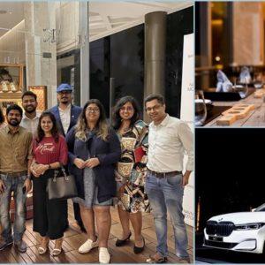 A Golden Flight of Brilliance - Four Seasons Hotel Bengaluru