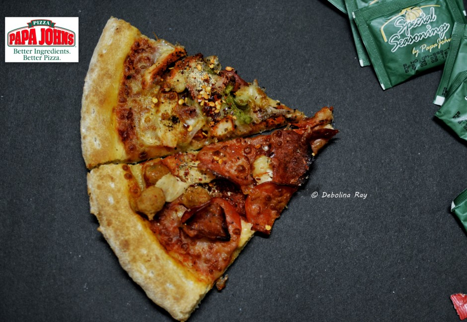 Papa john 39 s pizza better ingredients better pizzas - Papa john s pizza garden fresh pizza ...